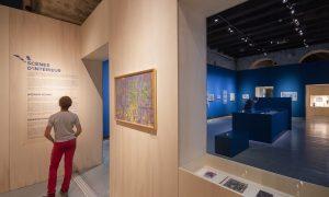 Scénographie Hans Seiler - Musée de Vannes