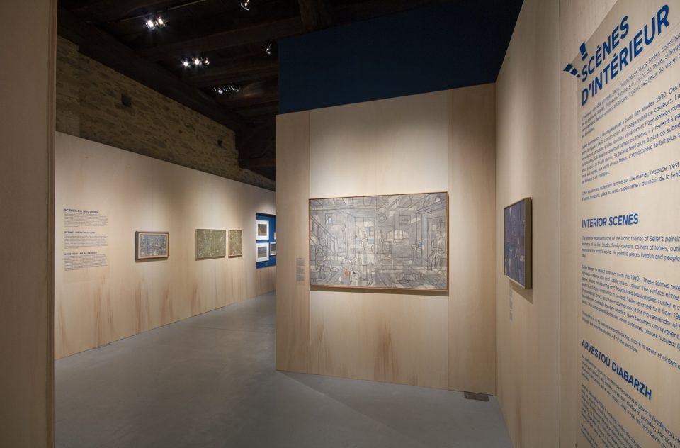 Scénographie – Musée de Vannes (FR)